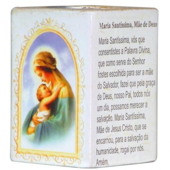 MAE DE JESUS P/VELA 7,5CM