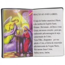 ARCANJO GABRIEL LIVRO P/CANETA 14X11XM