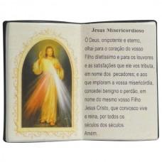 JESUS MISERICORDIOSO LIVRO 10X08CM
