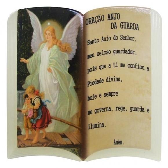 PLACA RELIGIOSA ORACAO 20CM