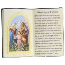 SAGRADA FAMILIA LIVRO P/CANETA 14X11CM