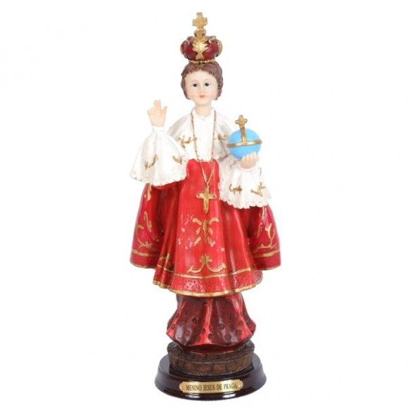 MENINO JESUS DE PRAGA 20CM