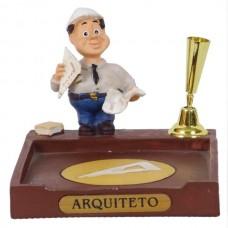 ARQUITETO P/PAPEL/CANETA 8 CM