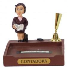 CONTADORA P/PAPEL/CANETA 8 CM