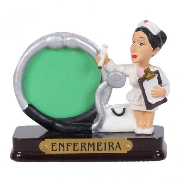 ENFERMEIRA PORTA FOTO 8CM