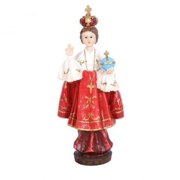 MENINO JESUS DE PRAGA 08CM