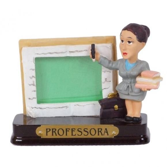 PROFESSORA PORTA FOTO 8 CM