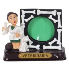 VETERINARIA PORTA FOTO 8 CM