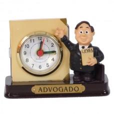 ADVOGADO RELOGIO 8 CM