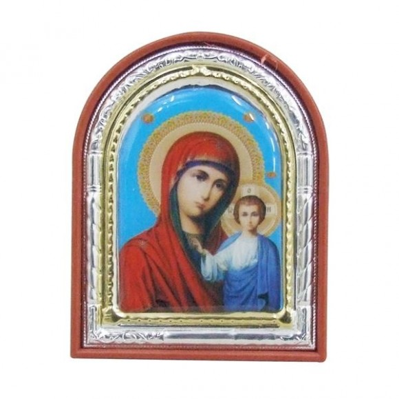 PLACA RELIGIOSA 7,5X6CM