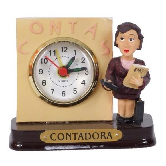 CONTADORA RELOGIO 8 CM