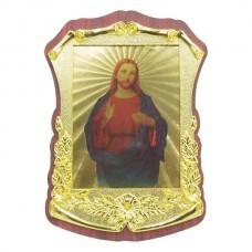 PLACA RELIGIOSA 25X18CM