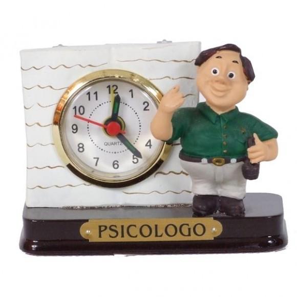 PSICOLOGO RELOGIO 8CM