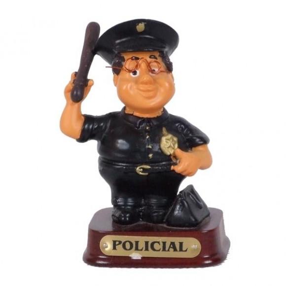 POLICIAL (H) 8 CM