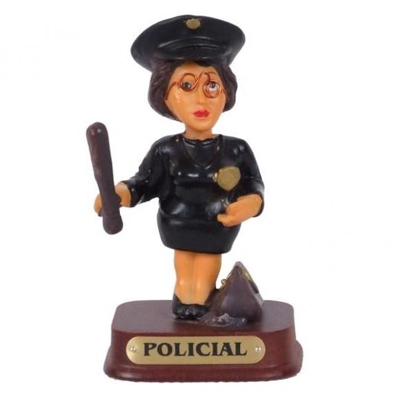 POLICIAL (M) 8 CM